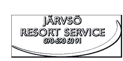 Järvsö Resort Service Logo